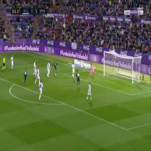 Real Valladolid 1-[4] Real Madrid - Luka Modric 85'