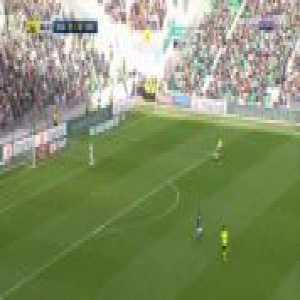 Saint-Etienne 0-1 Lille - Nicolas Pepe 87'