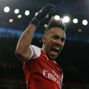Since his Premier League debut in February 2018, only Mohamed Salah (20) and Sergio Aguero (19) have scored more home goals in the competition than Pierre-Emerick Aubameyang (18).