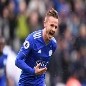 81 – No player in Europe's top five leagues has created more goalscoring chances this season than Leicester City's James Maddison.