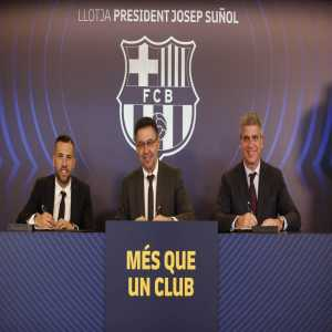 FCB | Jordi Alba renewed until 2024.