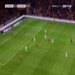 Galatasaray 3-0 Antalyaspor - Badou Ndiaye 68'