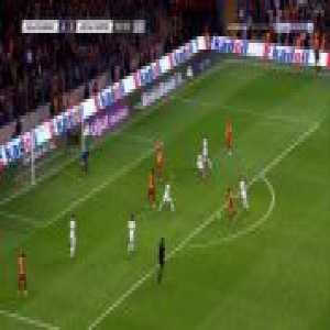 Galatasaray 5-0 Antalyaspor - Mbaye Diagne 90'+3'