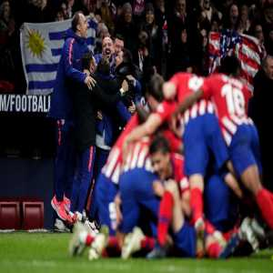 0 - Atlético are unbeaten in the UCL against Italian opposition under Simeone (W5 D2). They have only conceded one goal (Kaká in 2014).