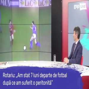Romanian legend Iosif Rotariu(now 57) on Graeme Souness horror tackle: My lymph nodes burst after his tackle. I couldn't feel my leg but I kept playing. The studs were big and made of iron and left deep wounds. My surgeon told me that it could have been fatal had the boots caught me a little higher.