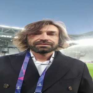 Pirlo Sends His Support To Juventus Before Clash Against Atletico