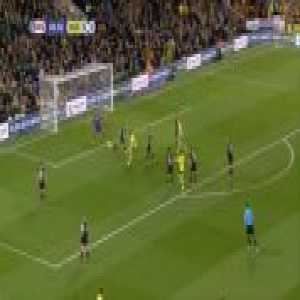 Norwich 1-0 Hull - Marco Stiepermann 10'