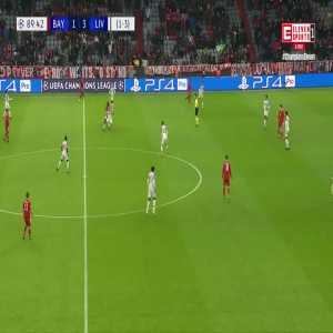 Renato Sanches nice skill move on Fabinho