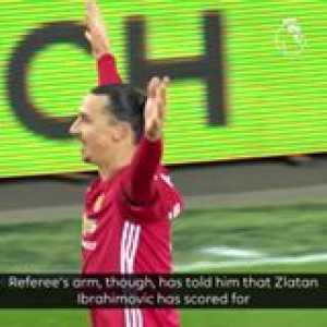 A moment of Zlatan genius 👑  TBT