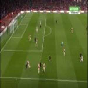 Mustafi error leads to Rennes shot off the post