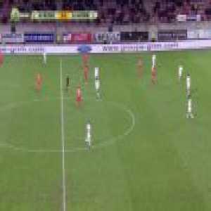 AS Béziers 1-0 AJ Auxerre - D. Bertrand 85' - Great Goal