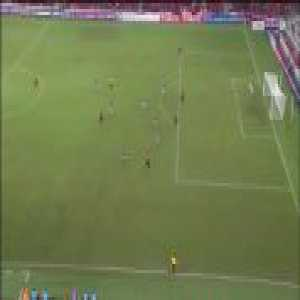 Athletico Paranaense [3]-0 Jorge Wilstermann - Renan Lodi(50') - Copa Libertadores