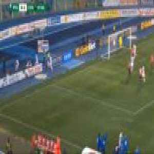 Pescara [1]-1 Cosenza - Gennaro Scognamiglio 58'