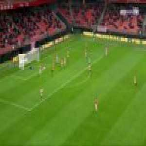 Valenciennes FC 0-1 US Orléans - O. Cissokho 14'