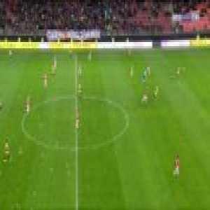 Valenciennes FC 1-[4] US Orléans - G. Perrin 83'