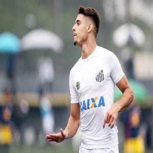 Ajax are interested in Santos youngster Yuri Alberto. The 17-year old Brazilian forward has a €50 million prize tag • OULEsporte