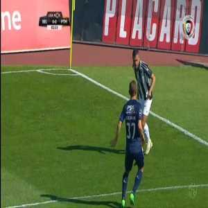 Belenenses SAD 0-1 Portimonense - Aylton 3'