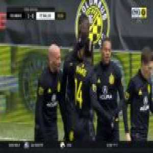 Columbus Crew 1-0 FC Dallas - Gaston Sauro 10'