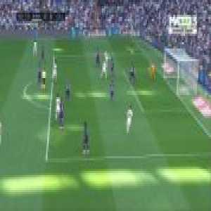 Gareth Bale crossbar vs Celta, 30'