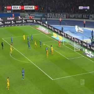 Hertha 2-[3] Dortmund - Marco Reus 90'+2'