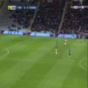Nîmes 0-1 Strasbourg - Lebo Mothiba 9'
