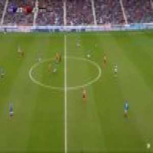 Rangers 0-1 Kilmarnock - Conor McAleny 29'