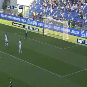 Sassuolo [2]-4 Sampdoria - Alfred Duncan 63'