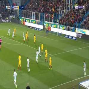 Spal 1-0 Roma - Mohamed Salim Fares 22'
