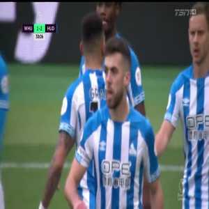West Ham 1-[2] Huddersfield: Grant