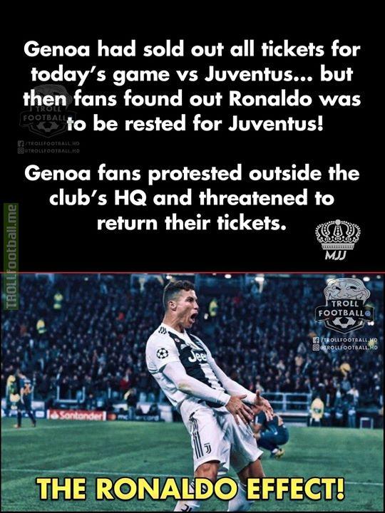 Cristiano Ronaldo!😎🔥