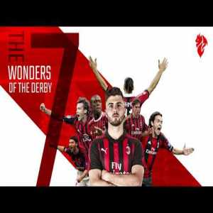 AC Milan Derby della Madonnina promotional video.