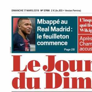"According to French paper ""Le Journal du dimanche"" a family member told them that Kylian Mbappé sees his future in Madrid. He told his family that there was no point in leaving to Madrid early as he didn't know what he should do at the age of 23"