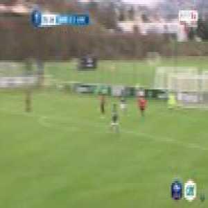 AS Saint-Étienne U19 [3]-2 Lille OSC U19 - C. Abi 72' [Coupe Gambardella QF]
