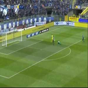 Atalanta 0-1 Chievo - Riccardo Meggiorini 32'