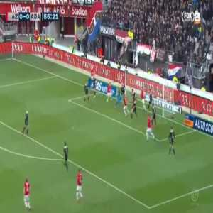 AZ Alkmaar 1-0 Ajax - Guus Fact: 56'