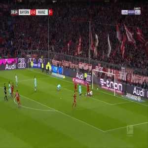 Bayern 3-0 Mainz - Kingsley Coman 39'