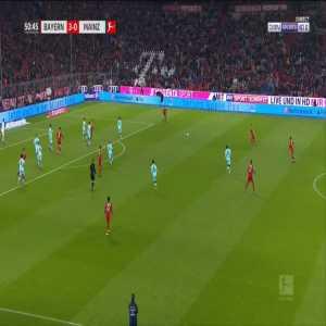 Bayern 4-0 Mainz - James Rodriguez 51'