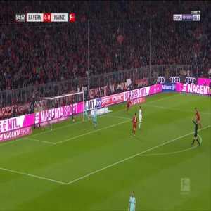 Bayern 5-0 Mainz - James Rodriguez 55'