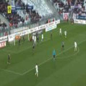 Bordeaux 1-[1] Rennes - M'Baye Niang 90'+2'