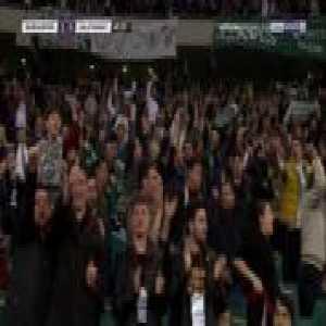 Bursaspor 2-0 Galatasaray - Henri Saivet 42'