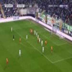Bursaspor 2-[1] Galatasaray - Badou Ndiaye 45'+2'