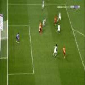 Bursaspor 2-[2] Galatasaray - Mbaye Diagne penalty 56'