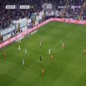 Bursaspor 2-[3] Galatasaray - Sofiane Feghouli 62'