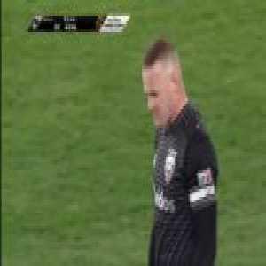 DC United [1]-0 Real Salt Lake - Wayne Rooney 34'