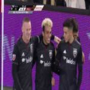 DC United 4-0 Real Salt Lake - Lucas Rodríguez great goal 76'
