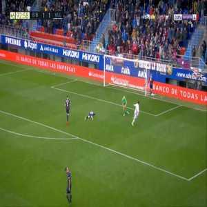 Eibar 1-[2] Real Valladolid - Sergio Guardiola 90'+3'