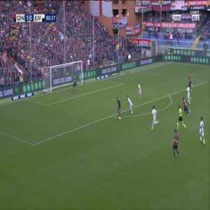 Genoa 2-0 Juventus - Goran Pandev 81'