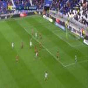 Lyon 1-0 Montpellier - Martin Terrier 12'