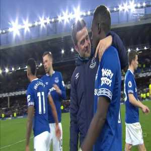 Man of the Match: Everton's Idrissa Gueye: 48 touches; completed 27/32 passes; 5 interceptions (most in match); 3 clearances; 6x possession gained