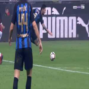 Milan 1-[3] Inter - Lautaro Martinez penalty 67' (+ call)